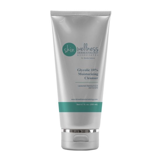 Skin Wellness Glycolic 10% Moisturizing Cleanser